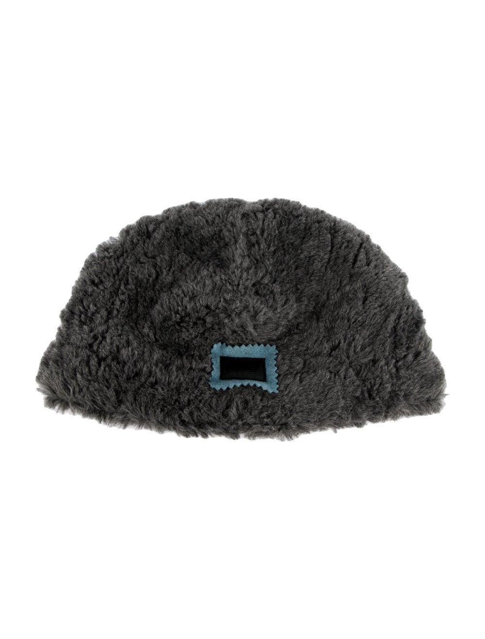 D&G Woven Logo Hat Grey - image 1