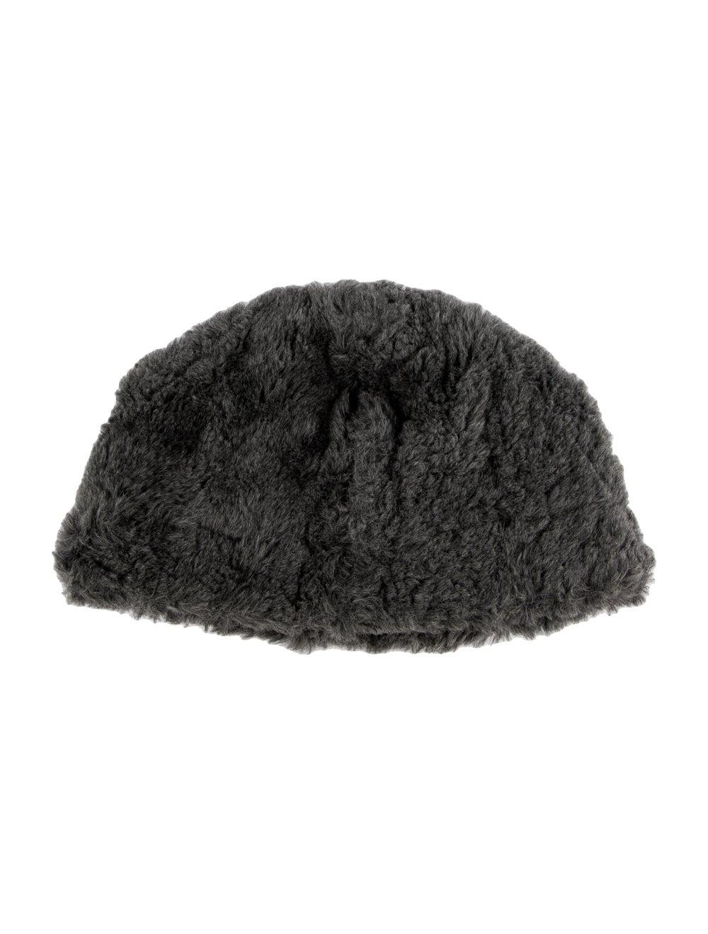 D&G Woven Logo Hat Grey - image 2