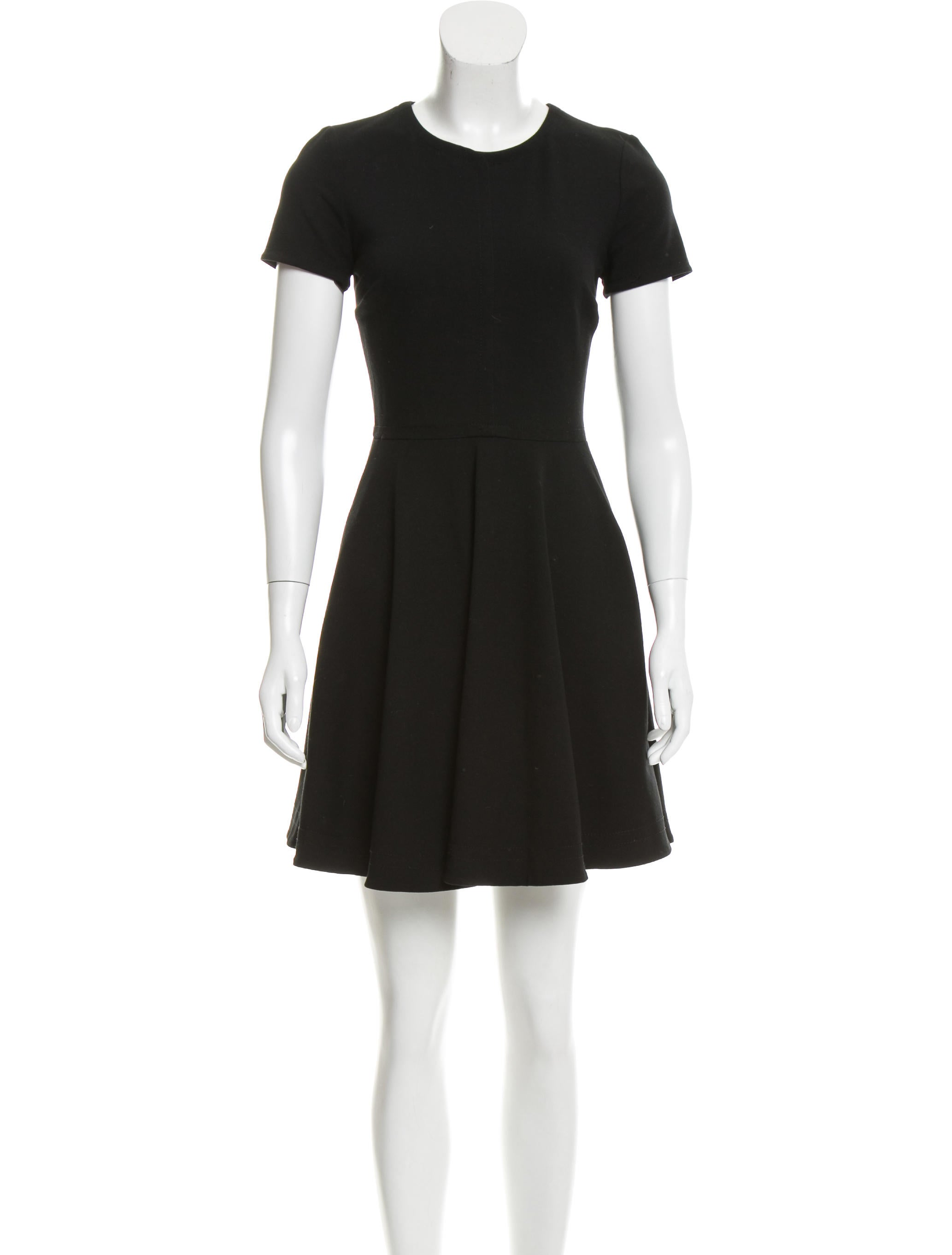 Diane von furstenberg a line ivana dress clothing for Diane von furstenberg clothing