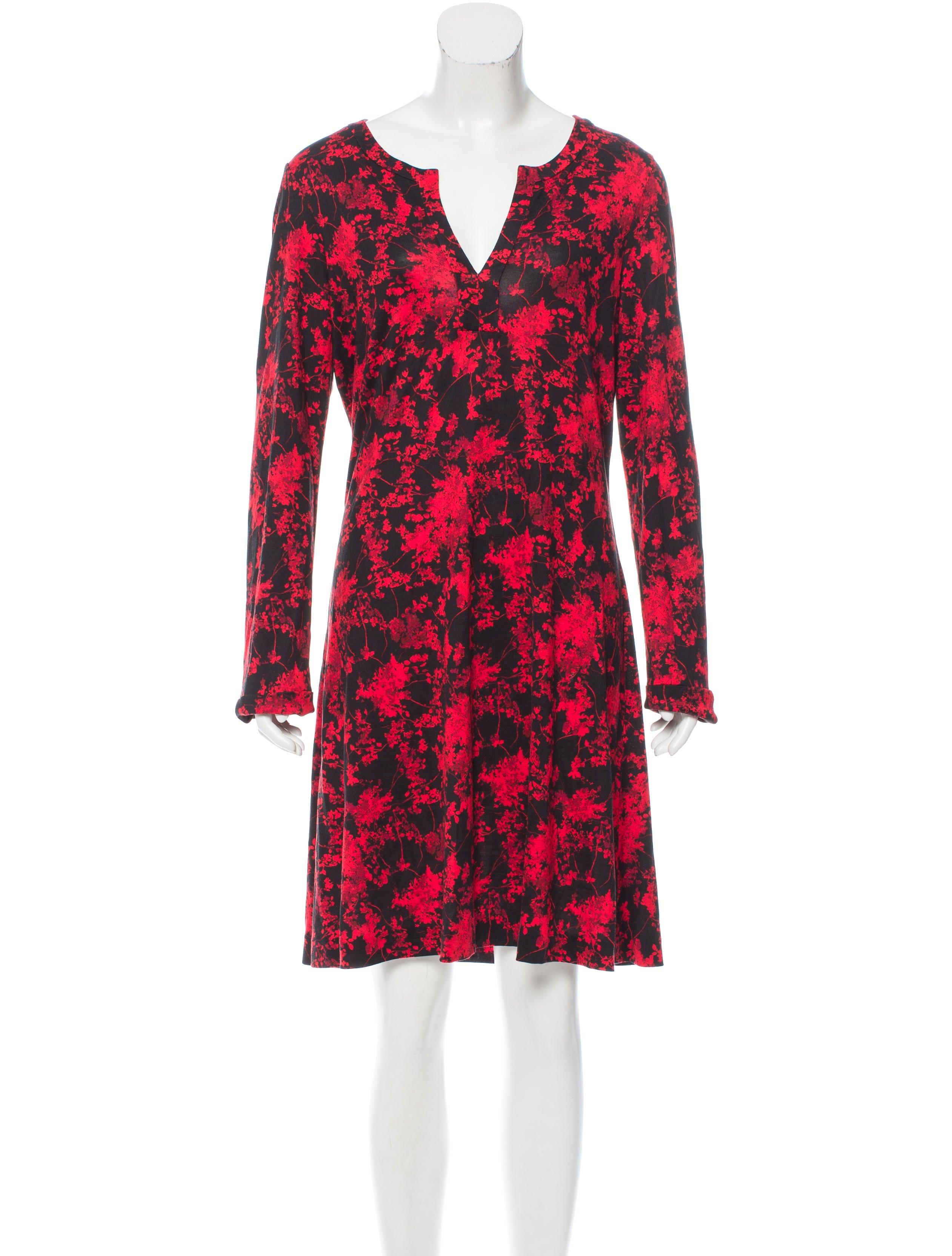 Diane von furstenberg silk pixie dress clothing for Diane von furstenberg shirt