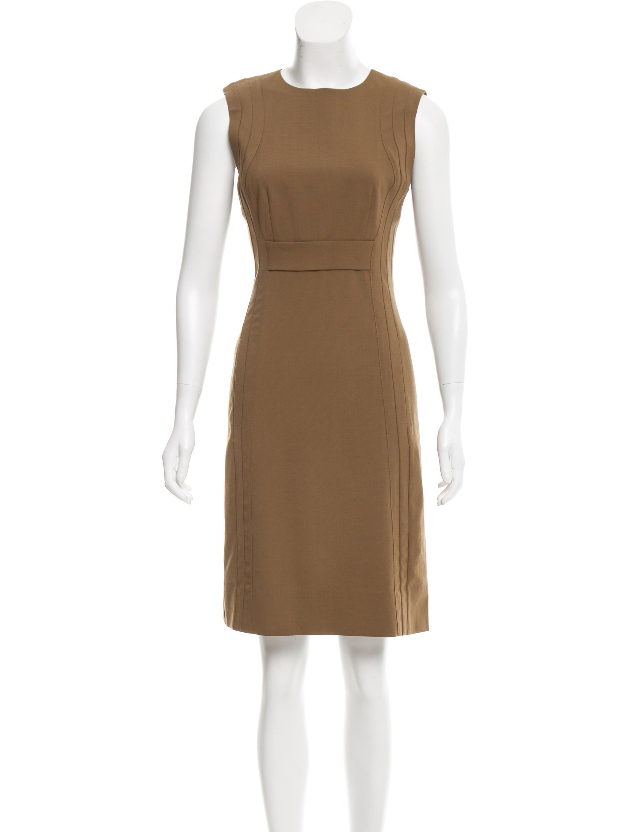 Diane von furstenberg metador two wool dress clothing for Diane von furstenberg shirt