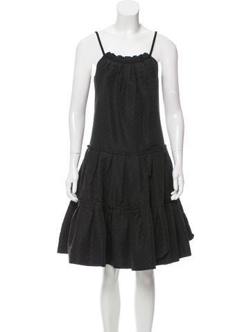 Diane von Furstenberg Elicia Embroidered Dress None