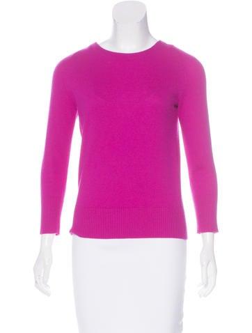 Diane von Furstenberg Wool-Blend Knit Sweater None