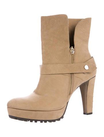 diane furstenberg suede zia boots shoes wdi106011