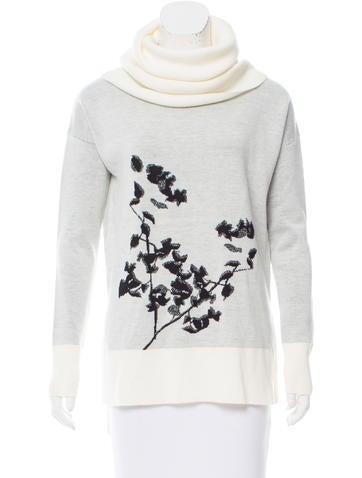 Diane von Furstenberg Ahiga Wool Sweater None