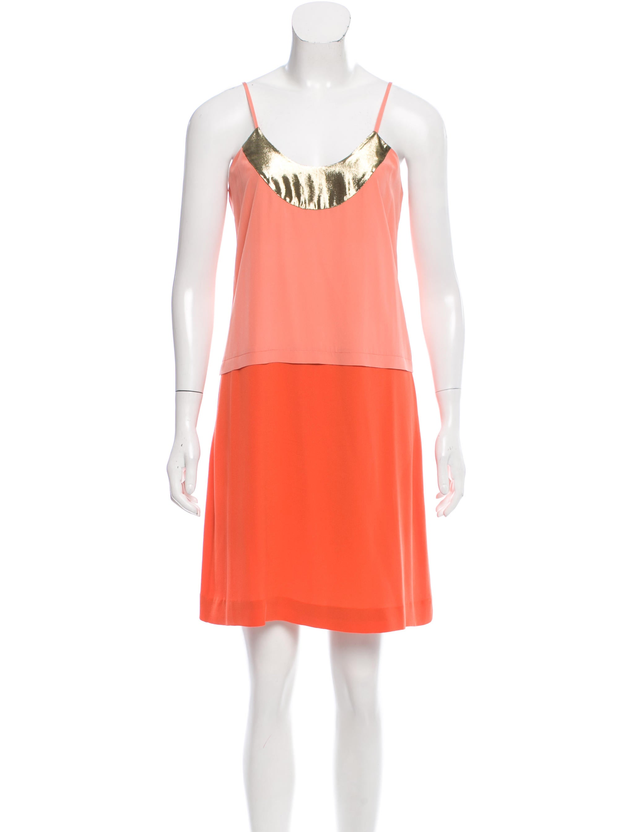 Diane von furstenberg silk aalisha dress clothing for Diane von furstenberg clothes