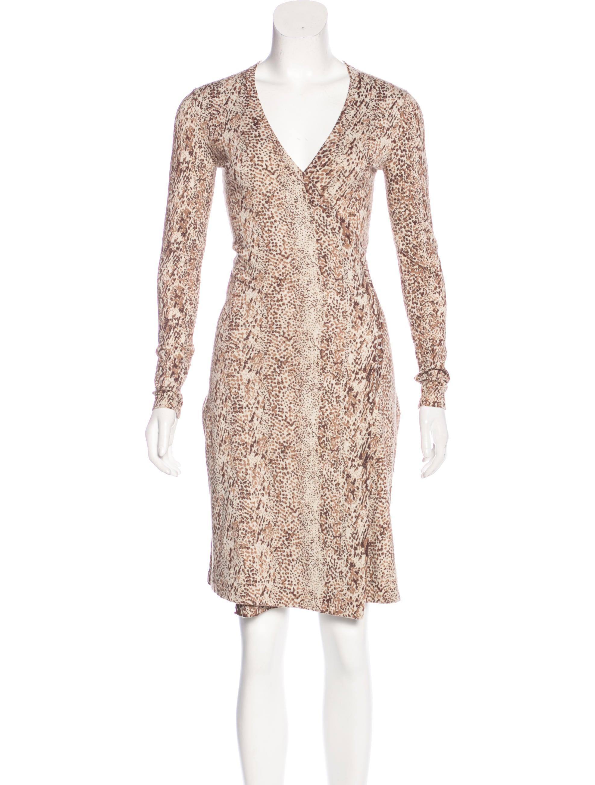 Diane von furstenberg linda wrap dress clothing for Diane von furstenberg shirt