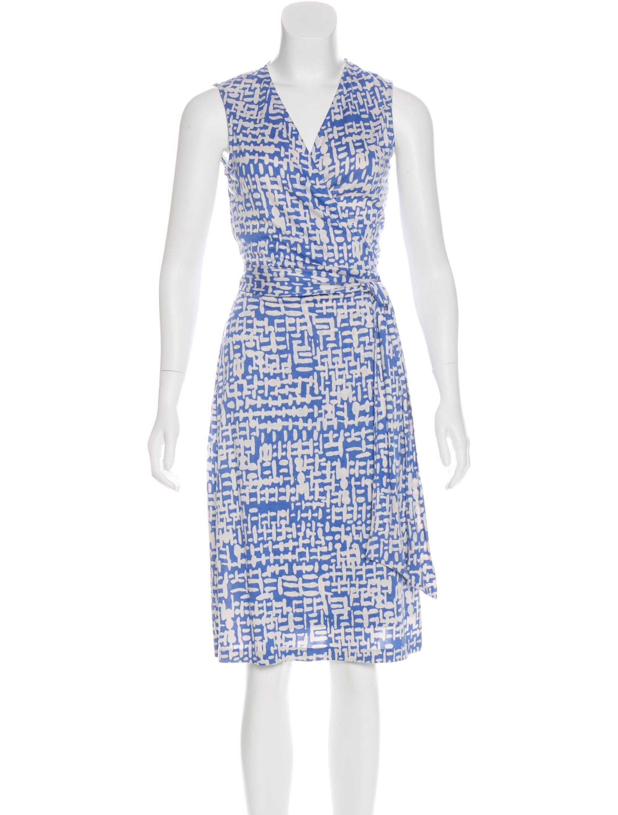 Diane von furstenberg jude silk dress clothing for Diane von furstenberg clothing