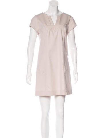 Diane von Furstenberg Valda Wool Dress None