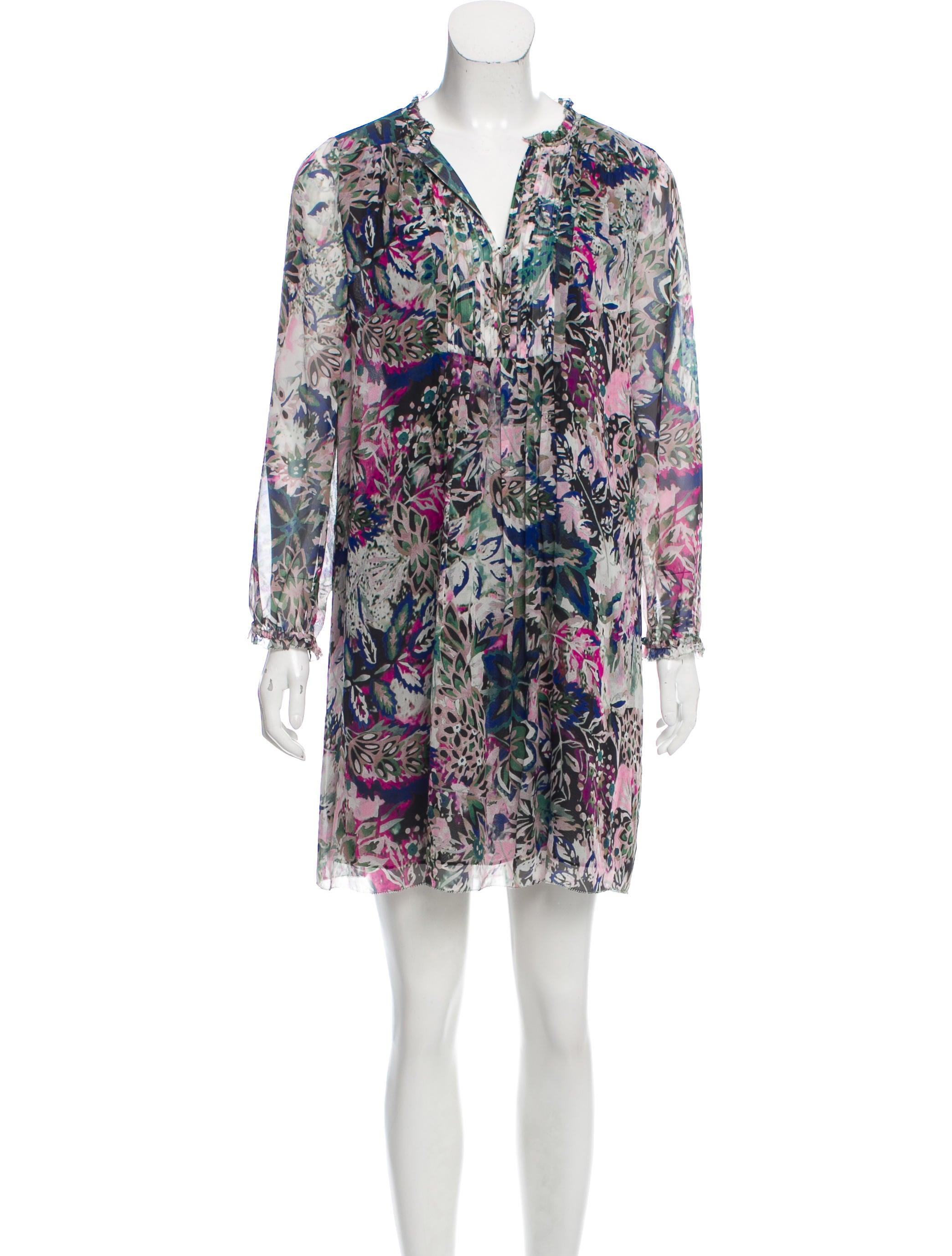 Diane von furstenberg silk annalise dress clothing for Diane von furstenberg clothing