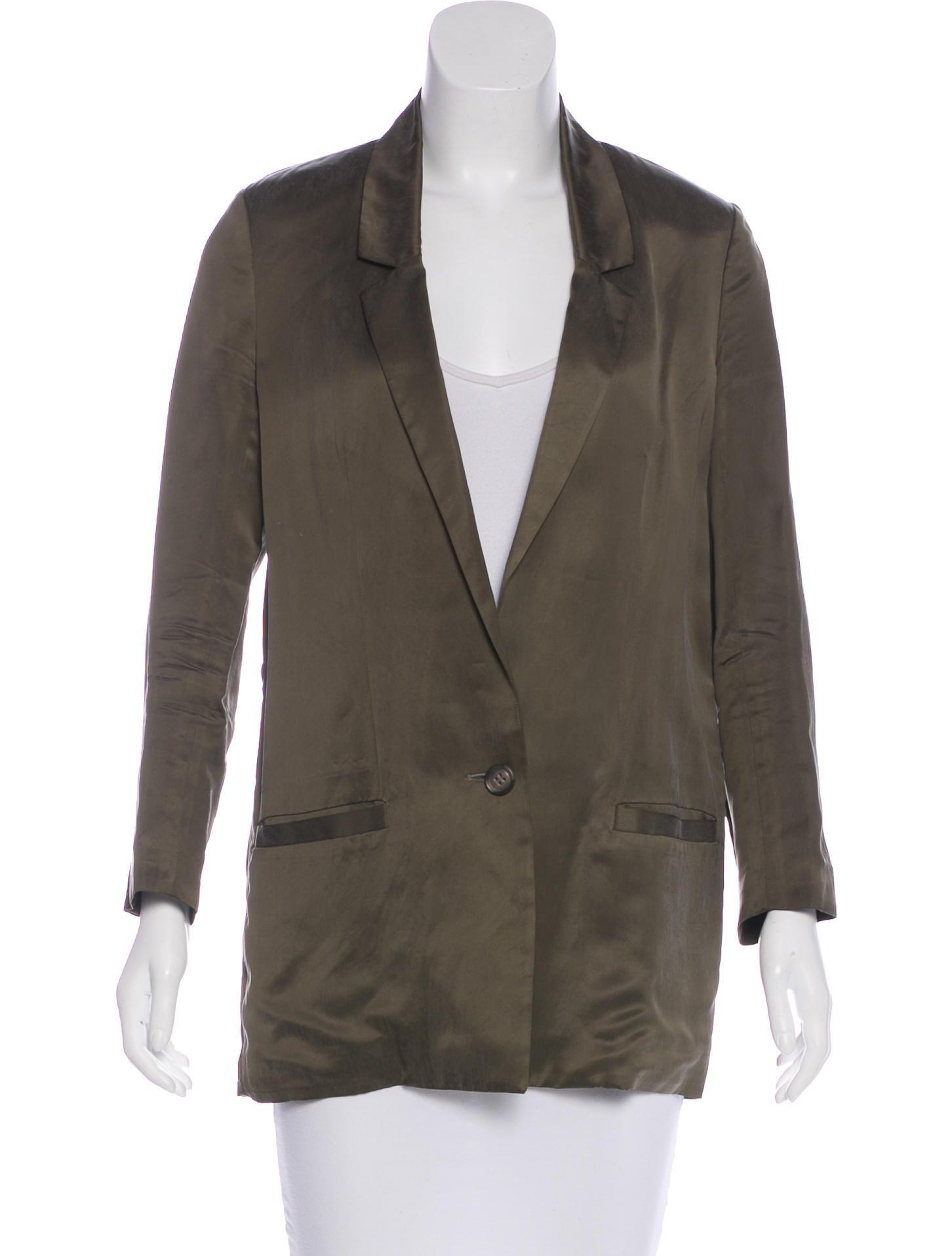 Sale Choice Diane von Furstenberg Shade Structured Blazer Collections Buy Cheap For Cheap WbuMOG4b