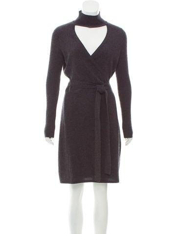 Diane von Furstenberg Janeva Wool Dress None