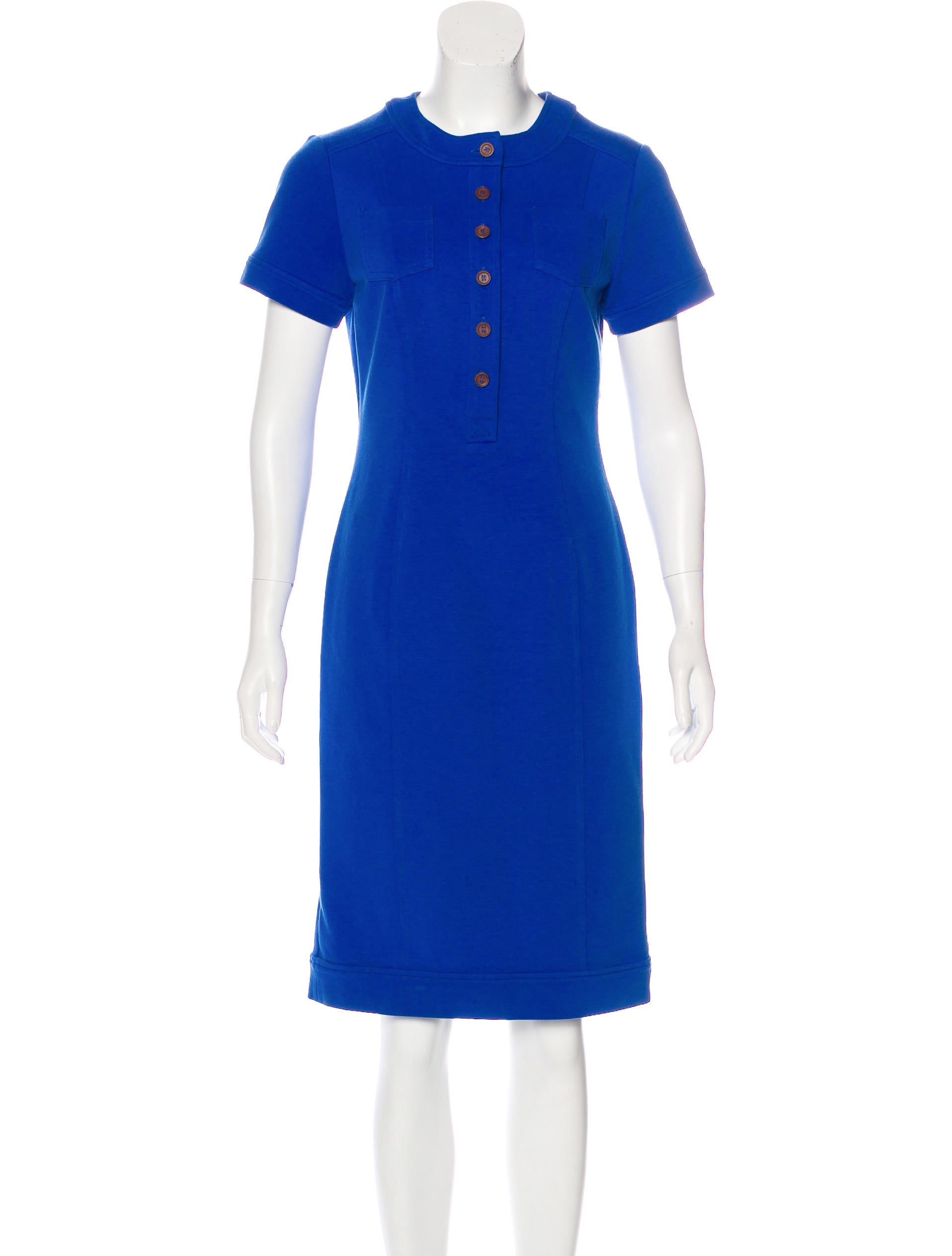 Diane von furstenberg midi shirt dress dresses for Diane von furstenberg shirt