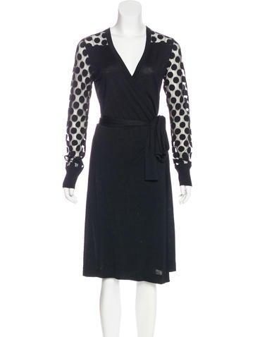Diane von Furstenberg Linda Silk Dress None