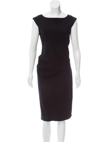 Diane von Furstenberg Wool Midi Dress None