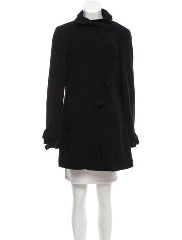 Diane von Furstenberg Sofia Wool Jacket w/ Tags None