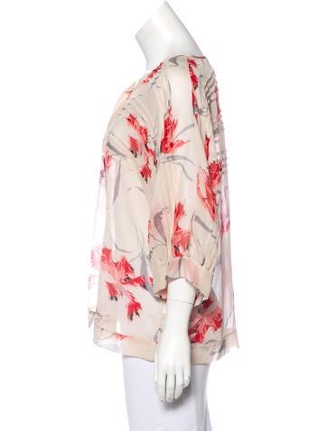 Silk Adria Blouse