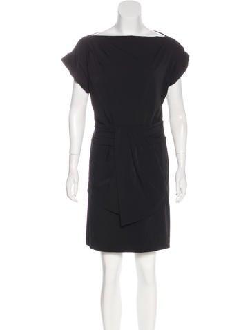 Diane von Furstenberg Heaton Mini Dress None