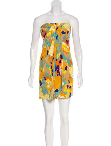 Edythe Silk Dress