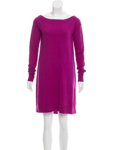 Diane von Furstenberg Branitta Wool Dress w/ Tags None