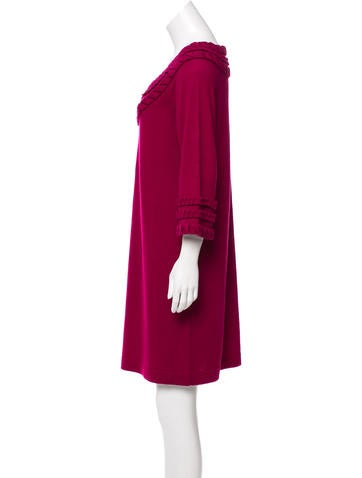 Dune Wool Dress w/ Tags