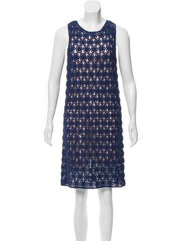 Diane von Furstenberg Inaya Sleeveless Dress w/ Tags None