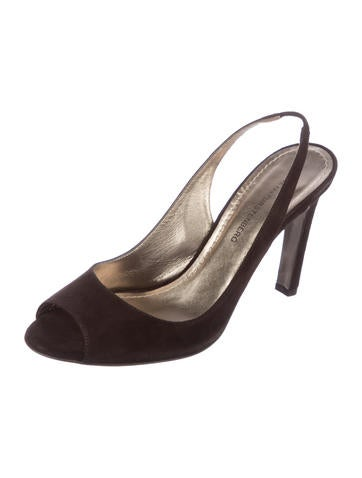 Diane von Furstenberg Milo Slingback Pumps w/ Tags buy cheap clearance store best seller cheap online buy cheap purchase YpWzBW