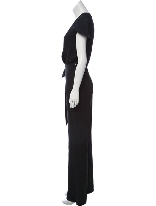 11d43e90da01 Diane von Furstenberg Kacey Wide-Leg Jumpsuit - Clothing - WDI160387 ...