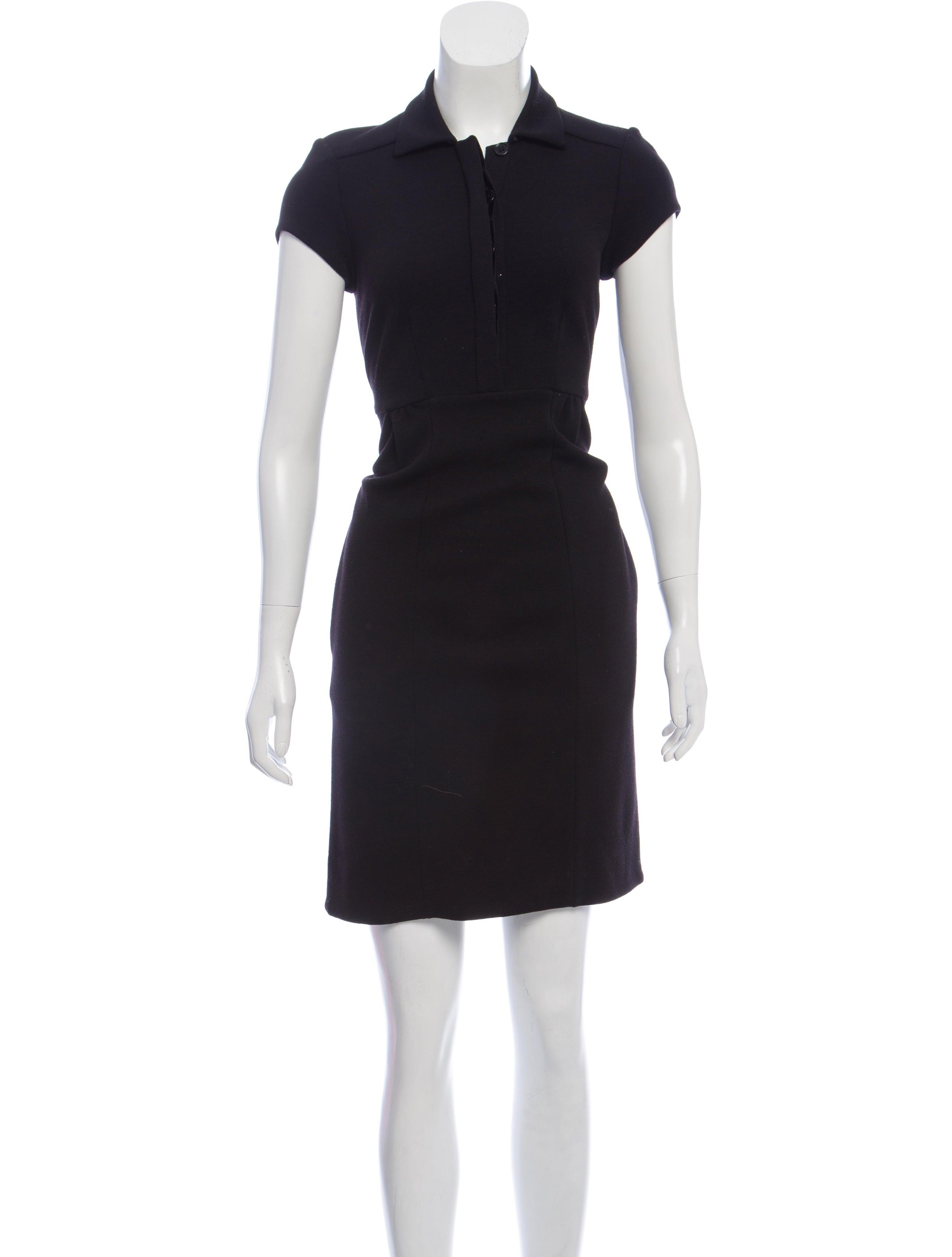 Diane von Furstenberg Bund Mini Dress - Clothing -           WDI177215 | The RealReal