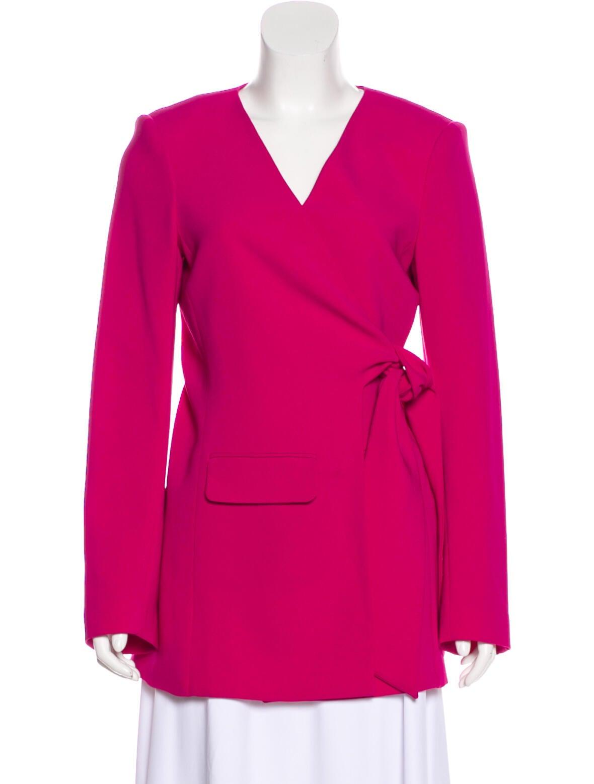 Diane von Furstenberg Evening Jacket - Clothing -           WDI232512 | The RealReal