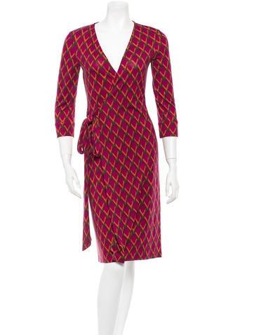 Wrap Dress w/ Tags