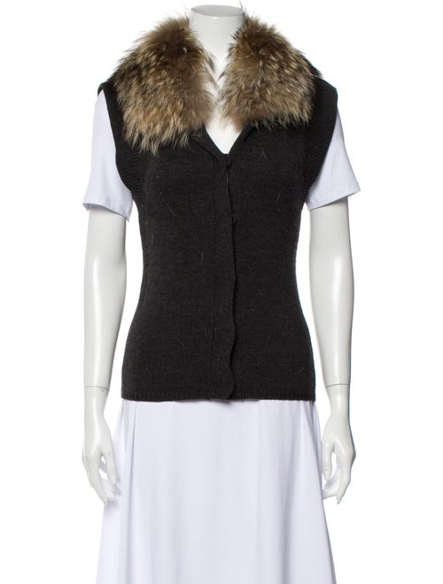 Diane von Furstenberg Wool Sweater Wool