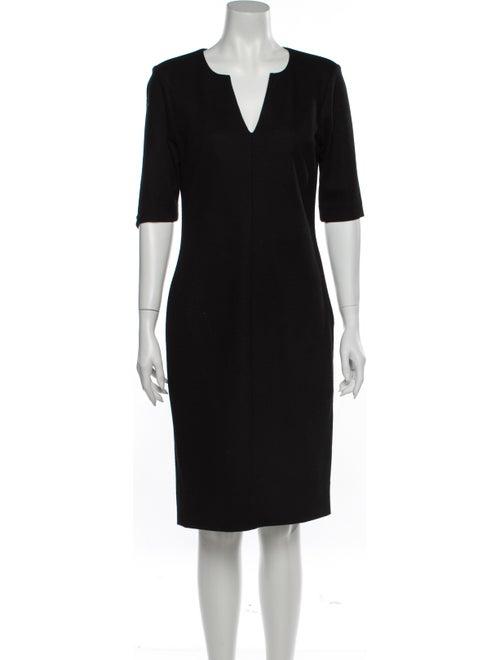 Diane von Furstenberg Wool Knee-Length Dress Wool