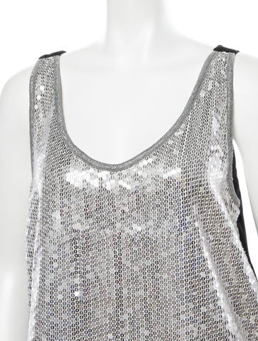 Sequin Top w/ Tags