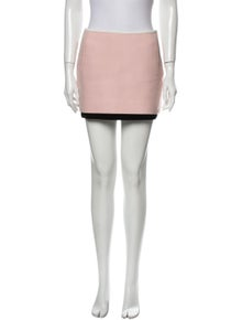 Diane von Furstenberg Elley Mini Mini Skirt
