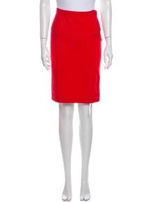 Diane von Furstenberg Kimmie Skirt Knee-Length Skirt