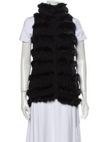 Diane von Furstenberg Wool Vest