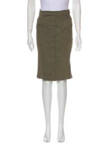 Diane von Furstenberg Magdalena Knee-Length Skirt