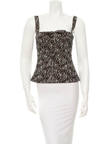 Diane von Furstenberg Top None