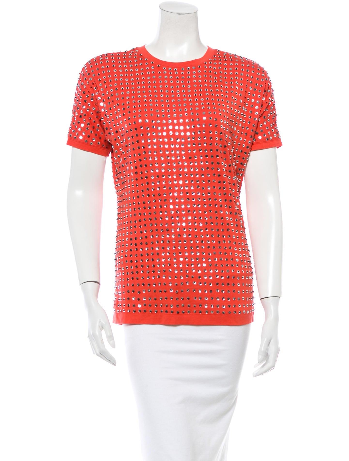 Diane von furstenberg t shirt clothing wdi50381 the for Diane von furstenberg shirt