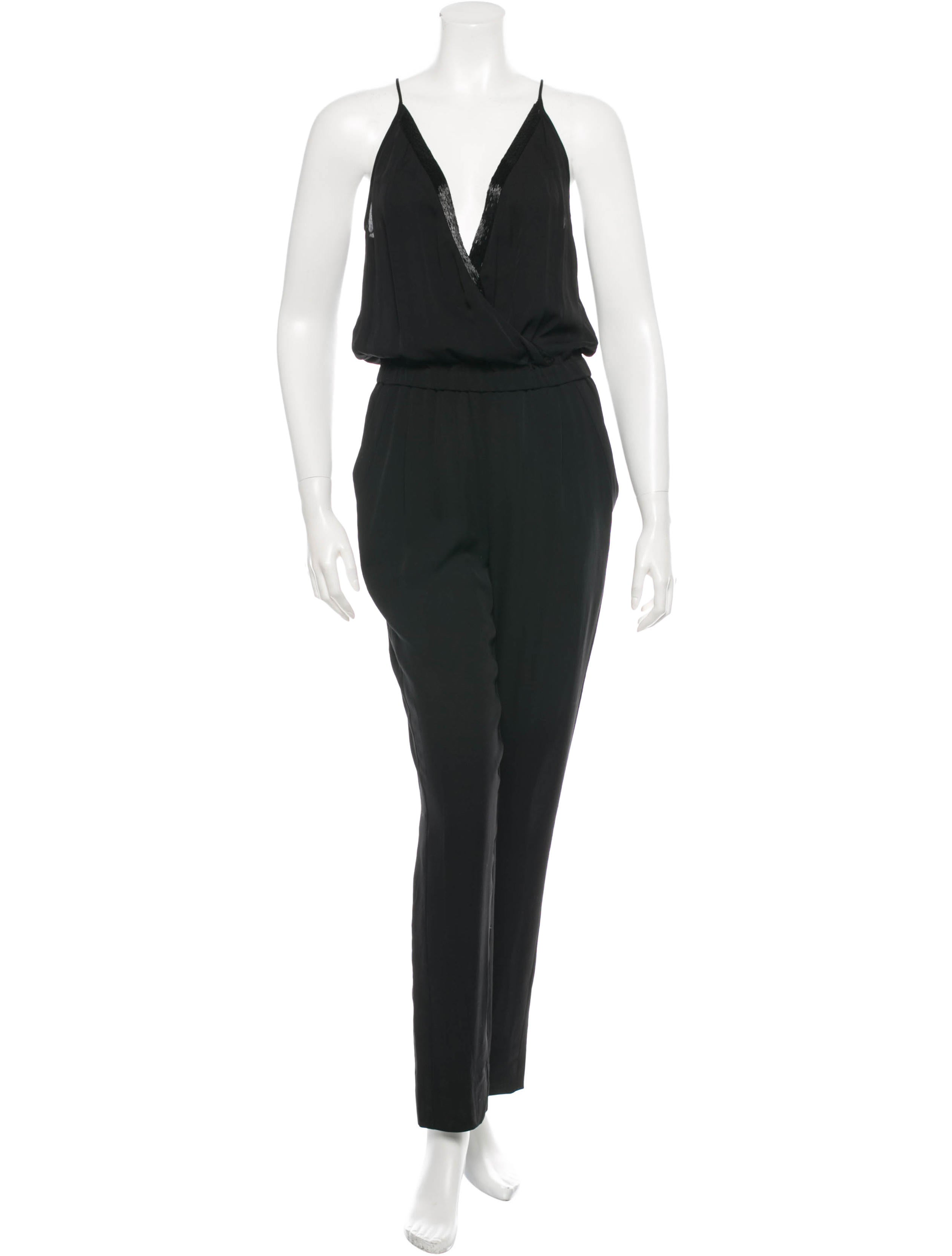 78606d0dbc7 Diane von Furstenberg Shany Embellished Jumpsuit w  Tags - Clothing ...