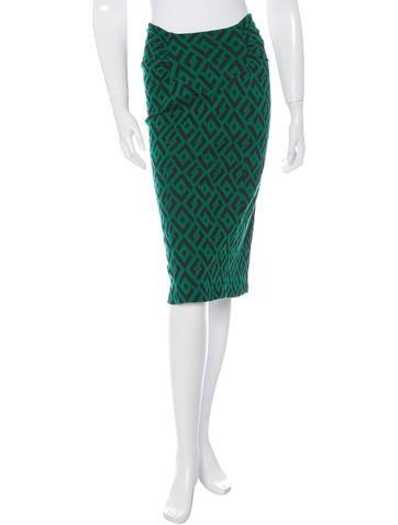 Chianti Pencil Skirt