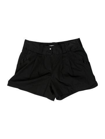 Mid-Rise Mini Shorts