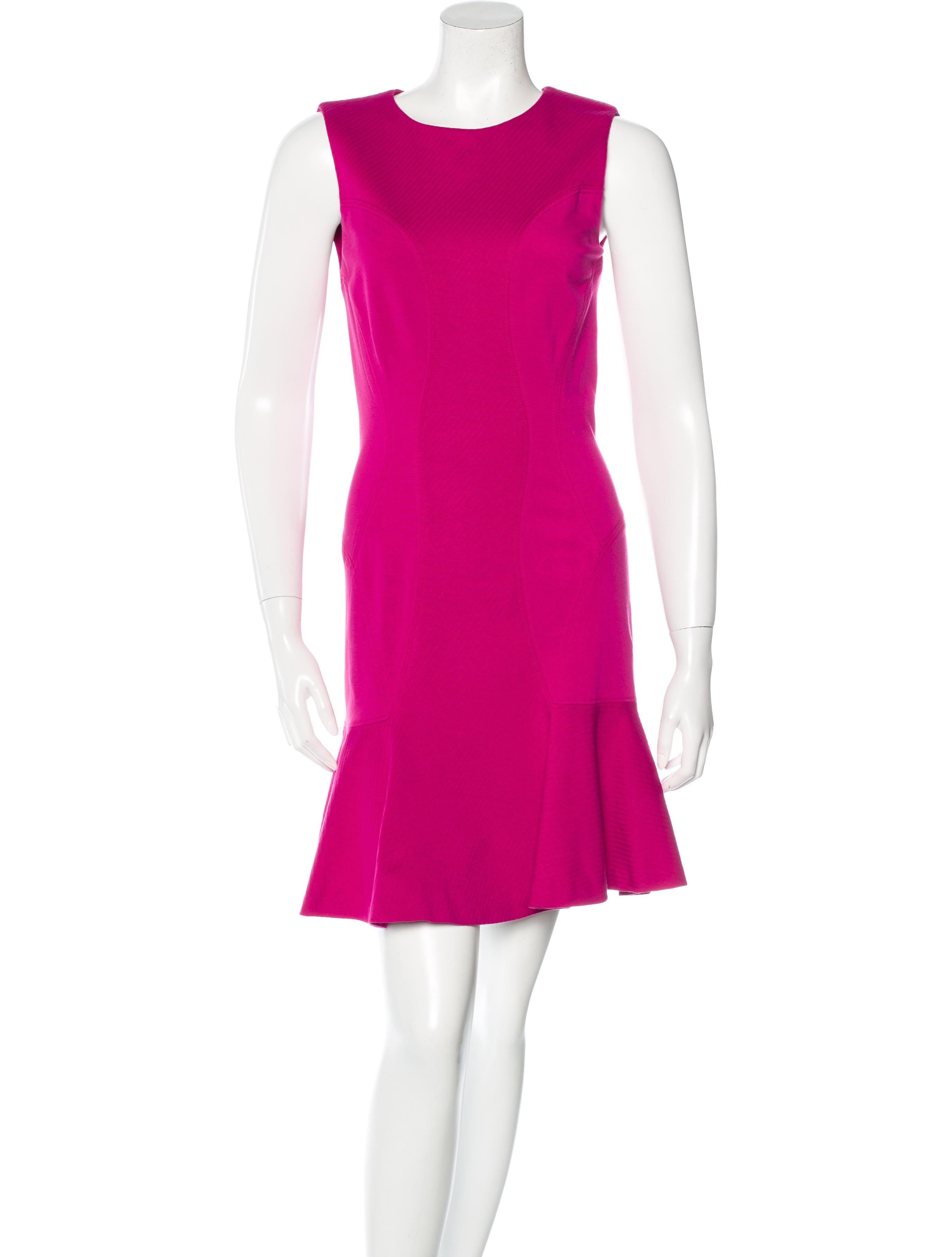 Diane von furstenberg sleeveless sheath dress clothing for Diane von furstenberg shirt