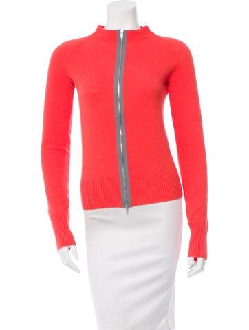 Diane von Furstenberg Noami Rib Knit Sweater None