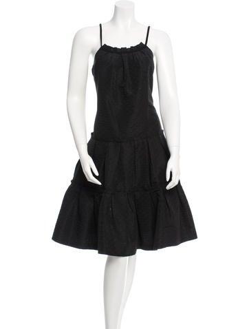 Diane von Furstenberg Elicia Midi Dress None