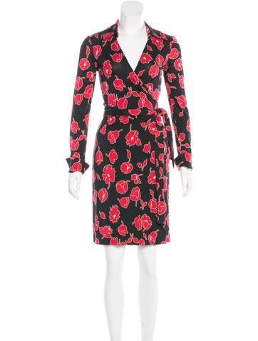 Diane von Furstenberg Silk Jeane Dress