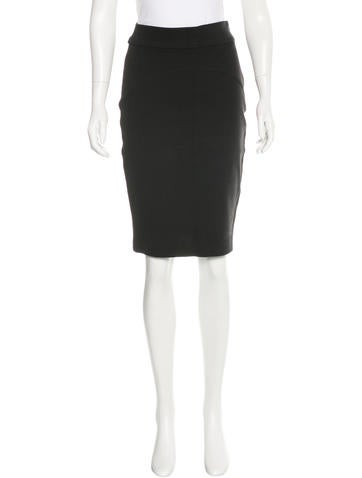 Diane von Furstenberg Marta Pencil Skirt