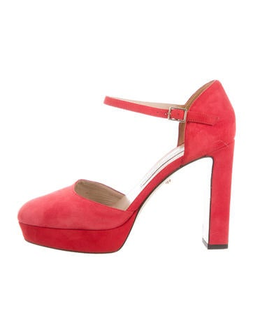 Diane von Furstenberg Mika Mary Jane Pumps