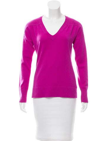 Diane von Furstenberg Maia Cashmere Sweater None